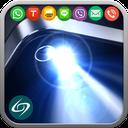 رقص نور زنگ-پیام-چت ریتمیک icon