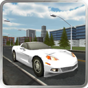 Thunder City Car Racing 2 icon