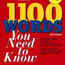 1100 لغت انگلیسی که باید بدانید icon