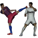 Fight In ElClasico