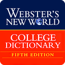 Webster College Dictionary icon