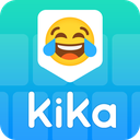 Kika Keyboard - Emoji Keyboard, Emoticon, GIF