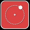 Circling Squares icon