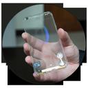 موبایل شیشه ای icon
