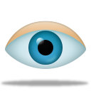 doctor eyes icon