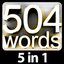 504 Words , Dictionary , Leitner