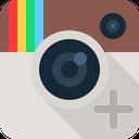 Instagram + icon