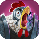 Rooster Wars icon