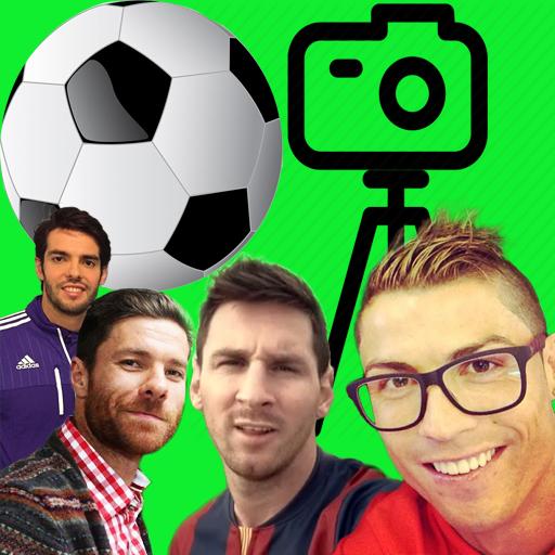 دانلود رایگان نرم افزاربا ستارگان فوتبال عکس بگیرید