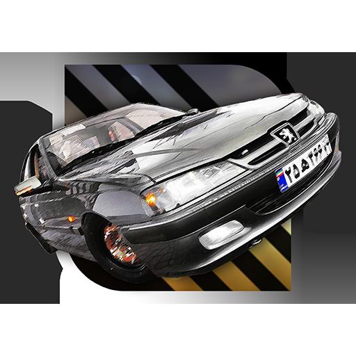 بازی اندروید سرعت در شهر پژو پارس Peugeot Driver