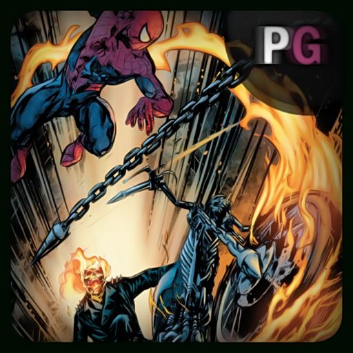 دانلود رایگان  کمیک مرد عنکبوتی و روح سوار
