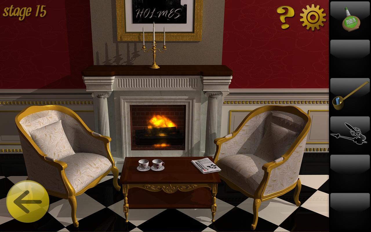 مرحله 12 فرار از اتاق 5 World Escape در کافهبازار برای اندروید · کافه بازار ...