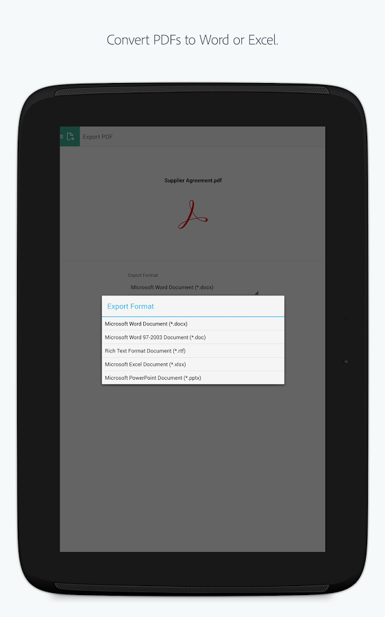 pdf printer for android free download