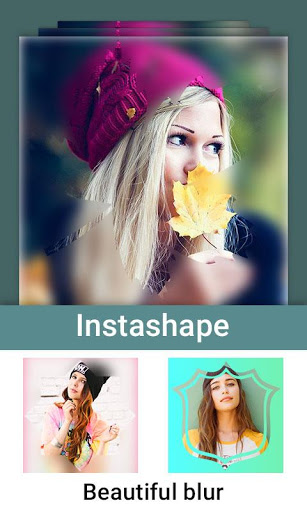 InstaShape screenshot
