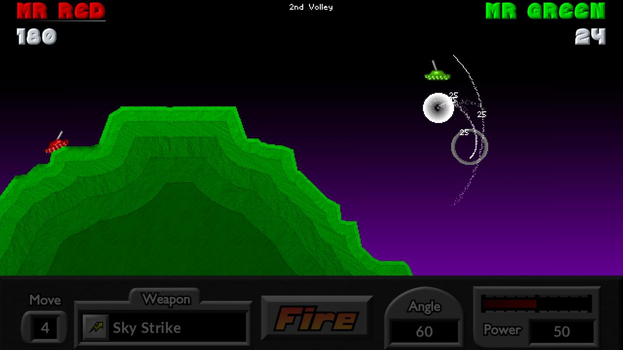 Pocket Tanks Deluxe Version – Free Game apk Download