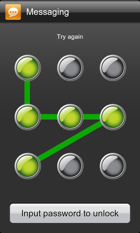 App Protector screenshot