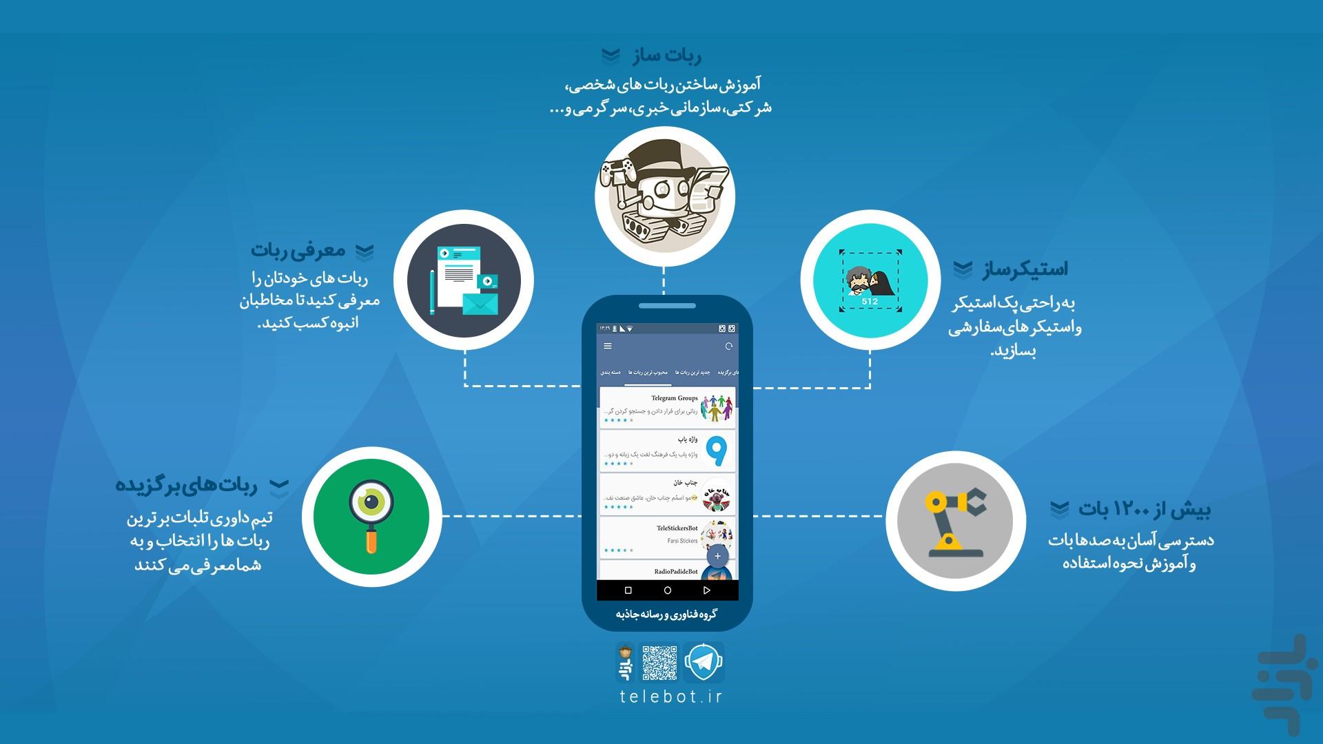 ربات+تلگرام+دوست+یابی