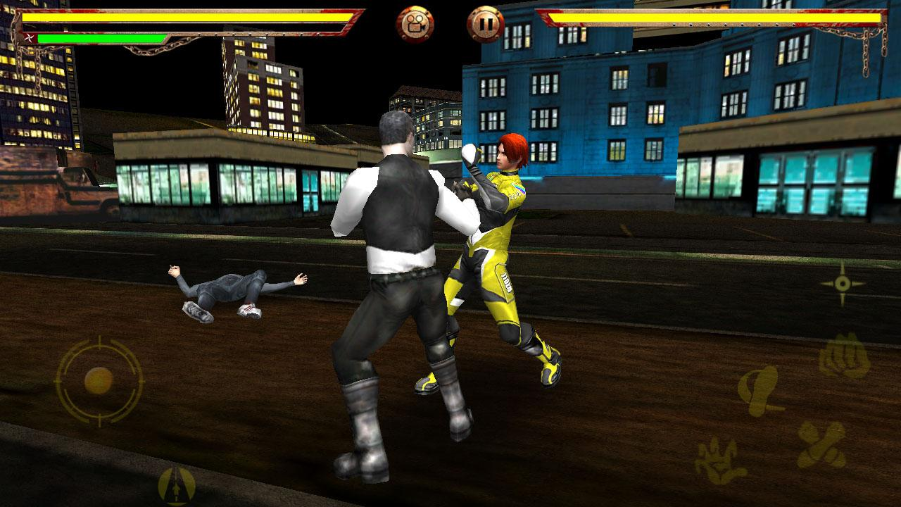 Fighting Tiger screenshot