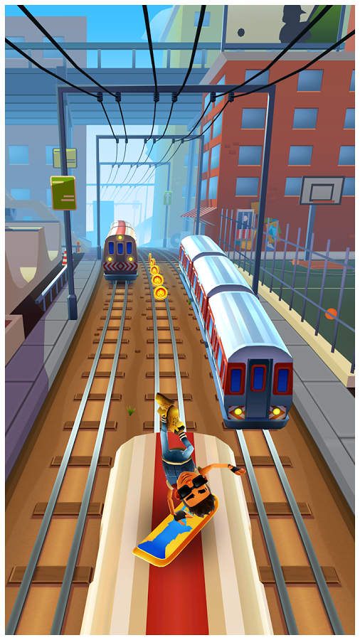Subway Surf screenshot