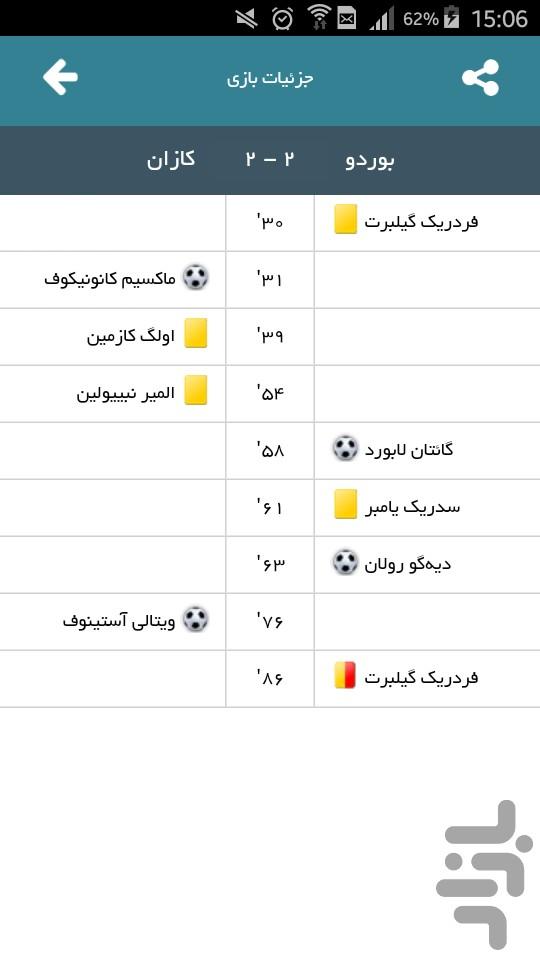 نتایج زنده عمان