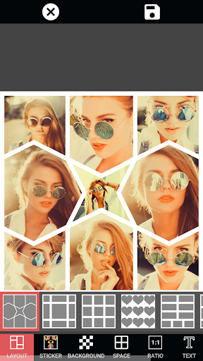 Collage Maker Pic Grid screenshot