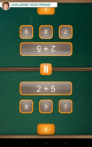 Math Duel screenshot
