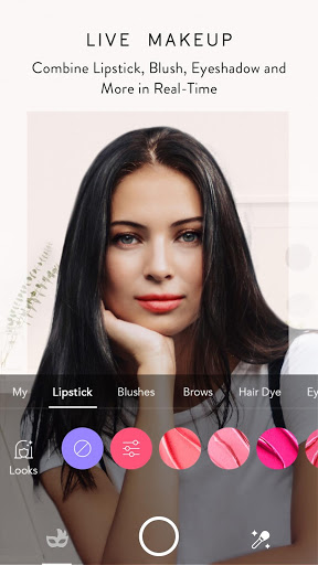 MakeupPlus - Your Own Virtual Makeup Artist screenshot