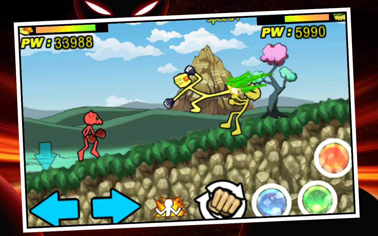 Anger of Stick 3 screenshot