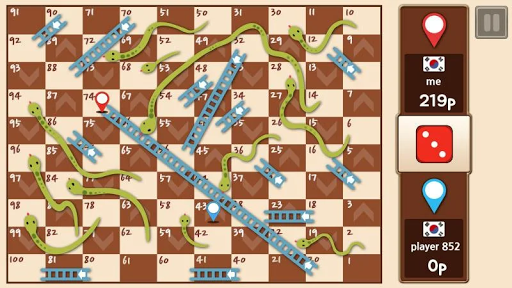 Snakes and Ladders King screenshot