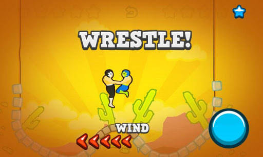 Wrestle Jump screenshot