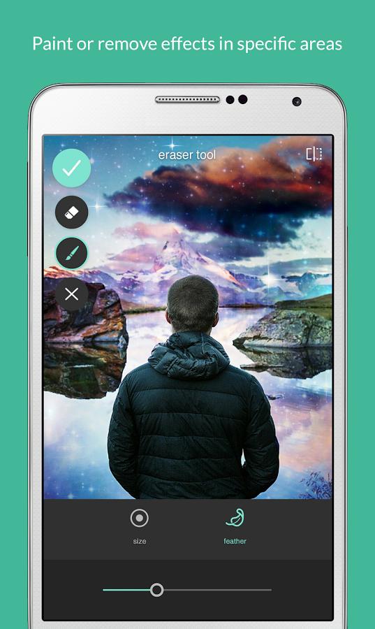 Pixlr Express - تصویری از برنامه