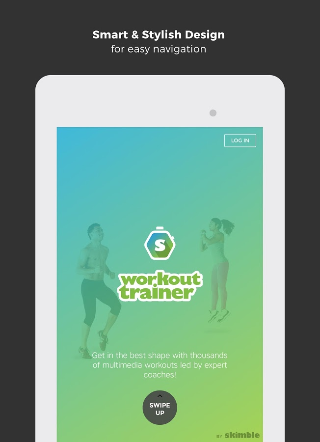 Workout Trainer: fitness coach screenshot