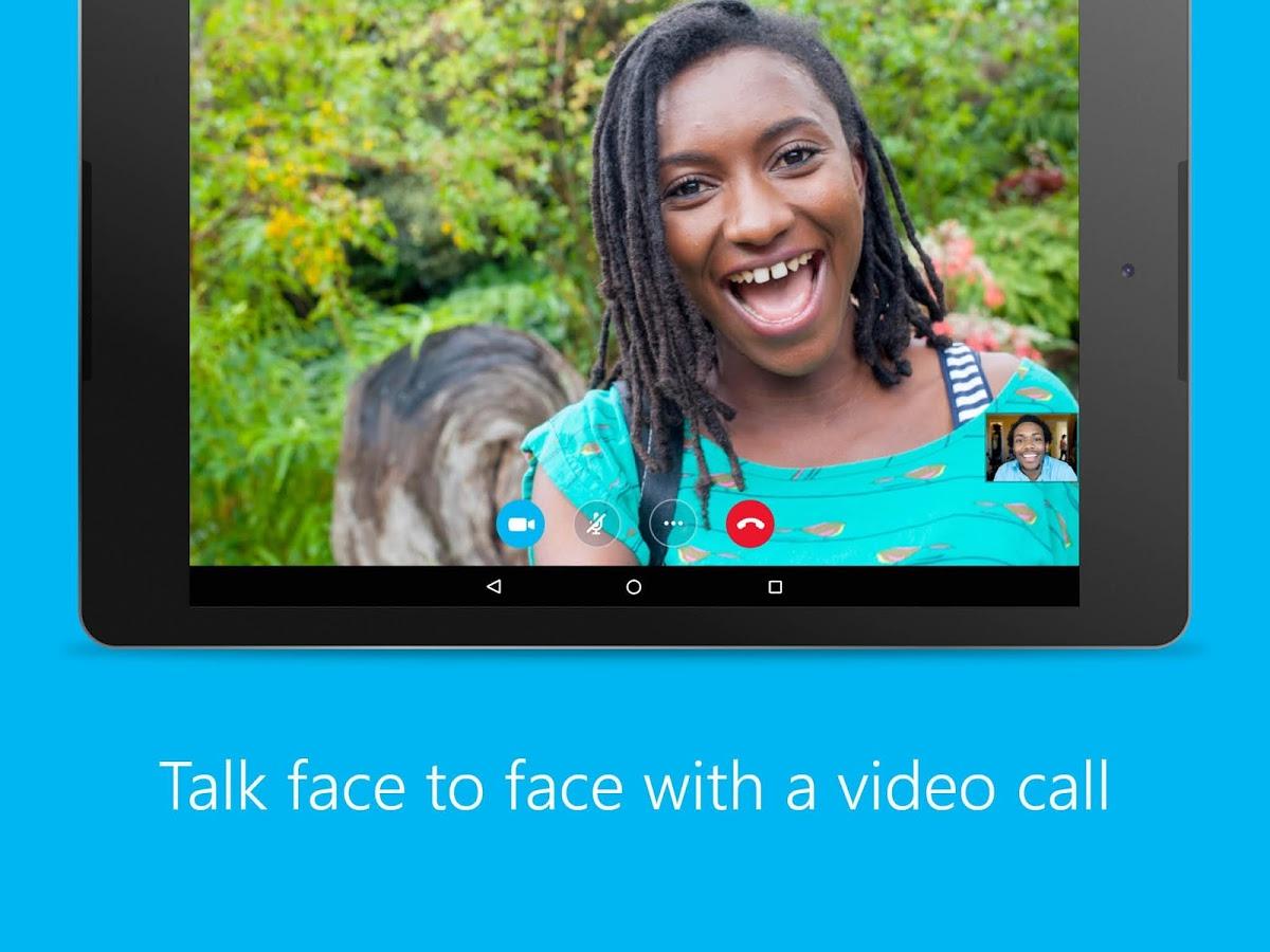 how to do free video call on skype