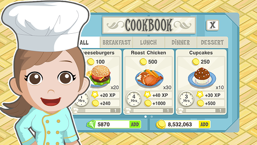 Restaurant Story screenshot