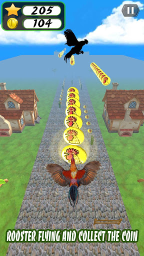 Farm Animal Escape Rooster Run screenshot