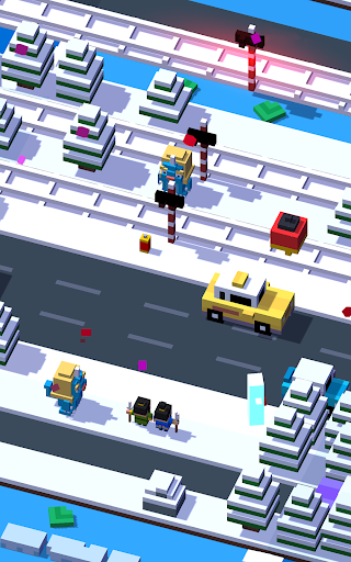 CrossyRoad screenshot