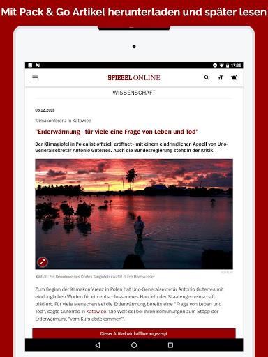 Spiegel online news download install android apps for Spiegel download