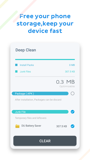 App Cache Cleaner screenshot