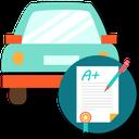 آزمون اصلی و فنی آیین نامه رانندگی