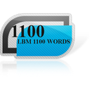 LBM_1100 WORDS