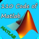 110 کد Matlab