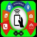 روش دسترسی کامل به گوشی + مکان یابی