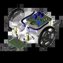 ساخت ربات مسیریاب حرفه ای