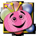 شلیک و حباب بازی پر هیجان