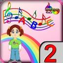 ترانه آموزش زبان انگلیسی کودکان 2