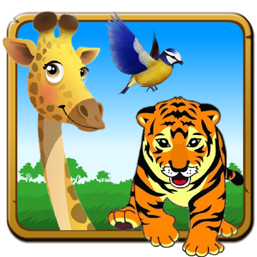 Multilanguage animal learning game