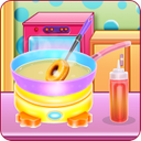 Candy Shop Cooking and Cleaning