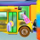 Supercar and Bus Washing Salon