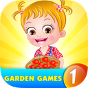 Baby Hazel Gardening Games