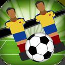فوتبال دستی دونفره